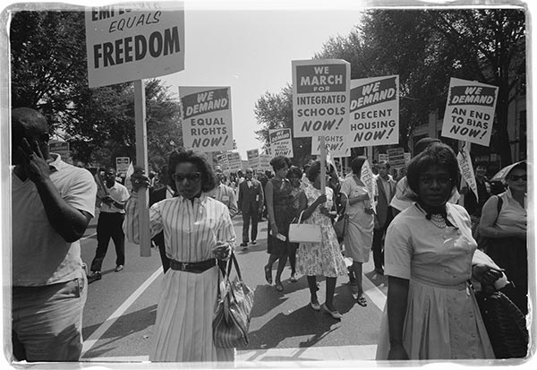 The Civil Rights Movement Of The 1960'S